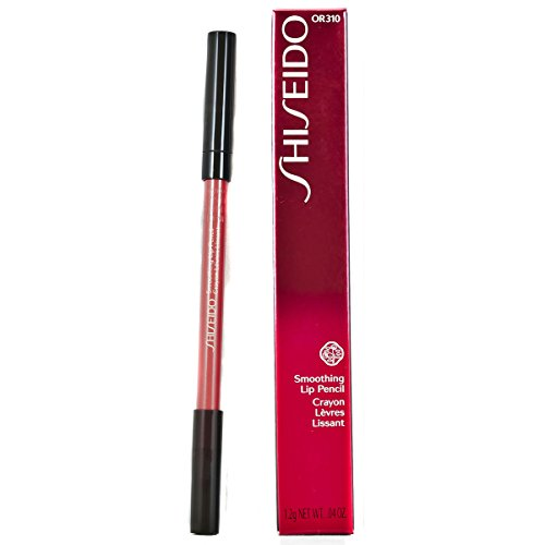 Shiseido Smoothing Lip Pencil, No. OR310 Tangelo, 0.04 Ounce