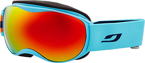 0d3e11ec414823 Julbo Eyewear Unisex Atmo (4-7 Years Old) Cyan Blue Orange With