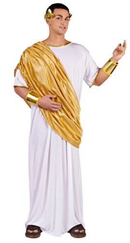 Greek Gods Costumes For Adults (Hail Caesar Adult Costume -)