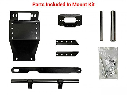 Plow Pro Polaris RZR 570/800 Heavy Duty Snow Plow Mount (for use with Plow Pro Frames and Blades)
