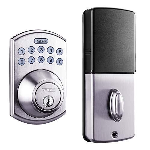 Tacklife Keypad Electronic Deadbolt