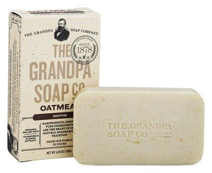 The Grandpa Soap Company Oatmeal (4.25oz)