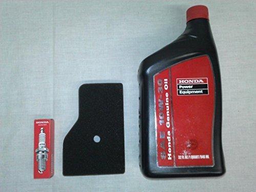 Parts Generator Honda - Honda 08207-10W30 KIT (Oil Change Kit For EU2000 Generators)
