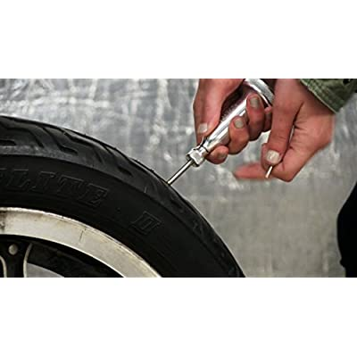 Dynaplug Pro Xtreme Tubeless Tire Repair Made in USA with Added Zippered Balistic Nylon Storage Pouch: Automotive