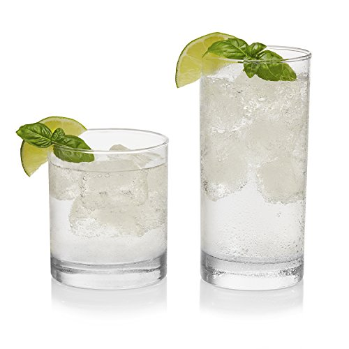 Libbey Province 24-piece Glass Set (Libbey Tumbler Glass)