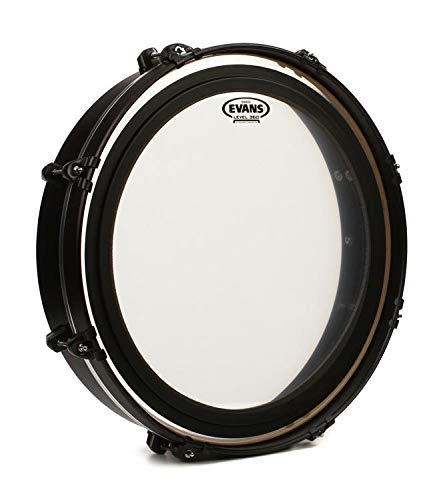 SJC Custom Drums UFO Gong Drum - 4'' x 20'' Satin Black Hardware
