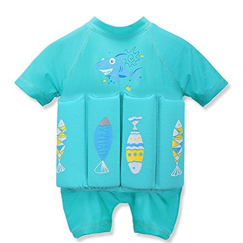 Infant Boys Float Suit - 3