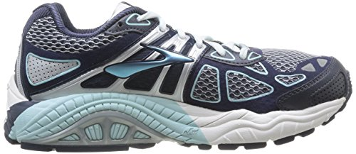 Silver Brooks Breeze Womens Ariel Midnight Brooks 14 Shoe Womens Running Ffzqx50w