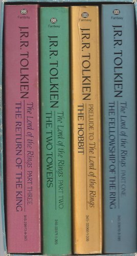 The Lord of the Rings & the Hobbit Boxed Set (The Lord of the Rings)