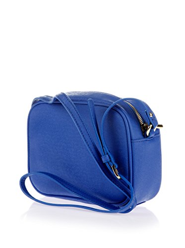Para Mujer Jo Liu Cartera Azul qvwzY04
