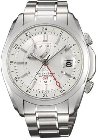 be56590525 [オリエント]ORIENT 腕時計 ORIENT STAR オリエントスター Classic クラシック GMT 自動巻 (手