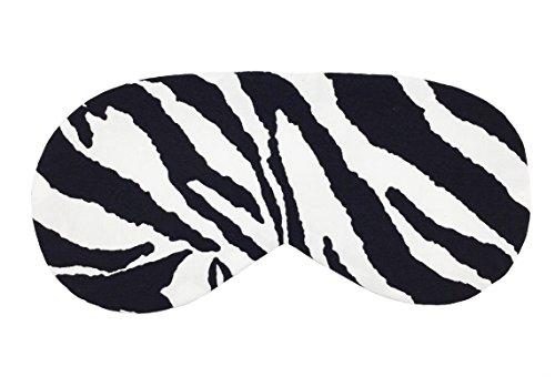 Zebra Eye Mask - 7