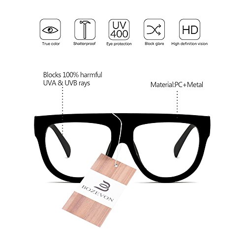 Hombre para Moda Mujer y UV400 sol Gafas libre deporte Siamese Estilo aire Nuevo Gafas BOZEVON al de 06 7w5gqZxC