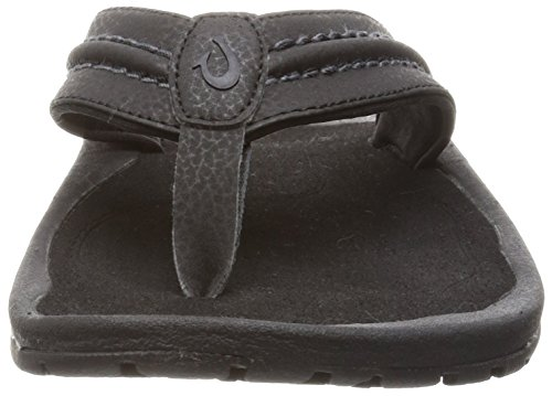 under $60 cheap online OluKai Hokua Sandal Onyx outlet amazing price top quality sale online best prices footlocker 2YZJLbRo