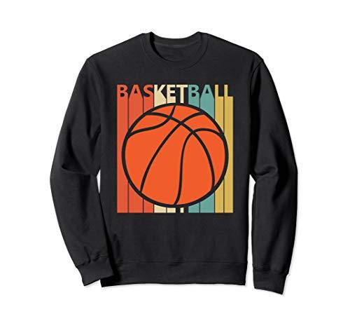 Vintage Basketball Ball shirt - Basketball Player Gift Sweatshirt
