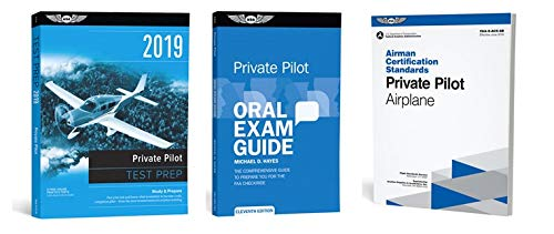 ASA 2019 Private Pilot Test Prep Package