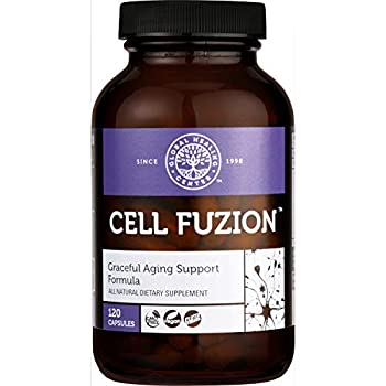 Image of Health and Household Global Healing Center Cell Fuzion Advanced Antioxidant Formula, 120 Capsules