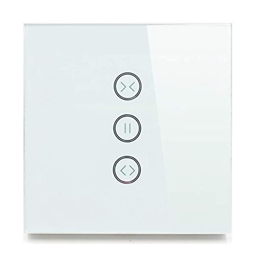 Wifi Electrical Blinds Switch Touch App Or Voice Control By Alexa
