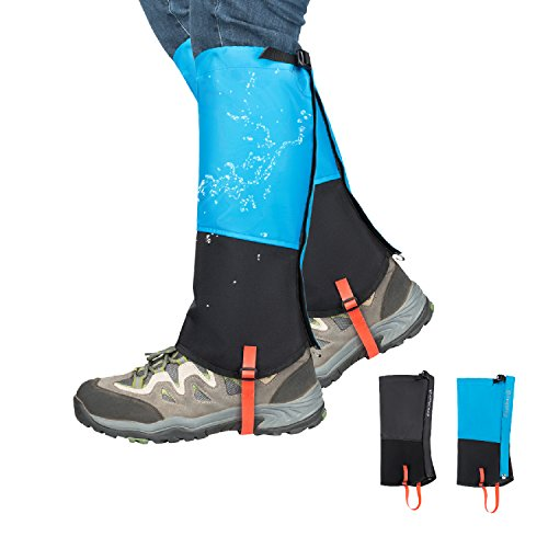Protect your legs while in the great outdoors