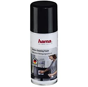 Hama 84130 LCD/TFT/Plasma Equipment cleansing foam 100ml kit de limpieza para computadora - Kit de limpieza para ordenador (Equipment cleansing foam, LCD/TFT/Plasma, 100 ml, 12 pieza(s))