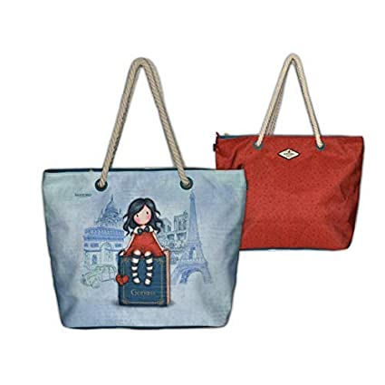 Borsa mare originale GORJIUSS SANTORO grande Sea BAG lavabile (Book)
