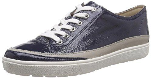 Pat Blau Ocean 23654 Sneakers Damen comb 878 CAPRICE wza8tqXnnx