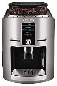 Krups EA 826E - Máquina espresso, automática, de café molido, 1450 ...