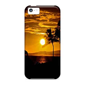 New Fashion Premium Cases Covers For Iphone 5c - Sunset