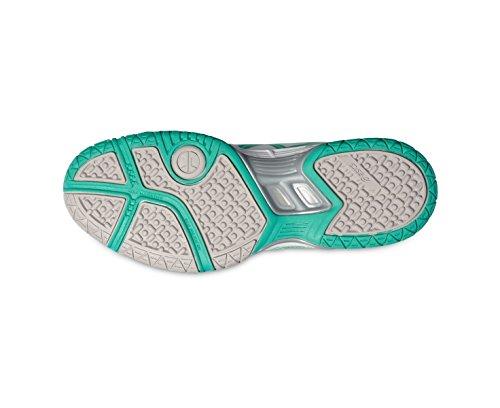 Asics - Zapatillas de tenis de genérico para mujer - Weiß/Grün