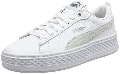 White puma White para Mujer L 06 puma White Blanco Smash Zapatillas Puma Platform Puma Fz7qaI