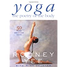 Yoga: The Poetry of the Body: A 50-Card Practice Deck