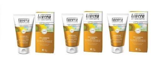 3 X Lavera Self TAN Tanning Lotion 150mll Solution Fake Tan Cream -