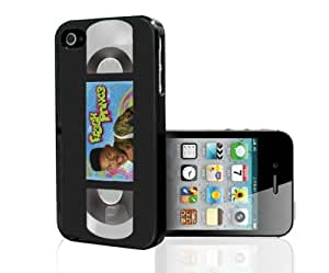 AWU DIYCool 90's Fresh Prince Video Tape Hard Snap on Phone Case (iPhone 5/5s)