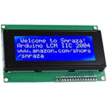 Smraza 2004 LCD Display Module (20 characters x 4 lines) for Arduino UNO R3 MEGA2560 Nano ADP01