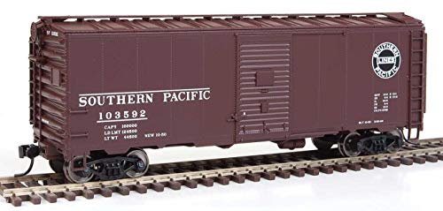 Walthers HO Scale 40' AAR 1948 Boxcar Southern Pacific/SP/Small Logo #103592