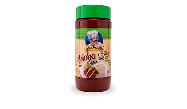 Amazon.com : Chef Merito Adobo Carne Al Pastor, 18.0 Ounce (Pack of 6) : Coffee : Grocery & Gourmet Food