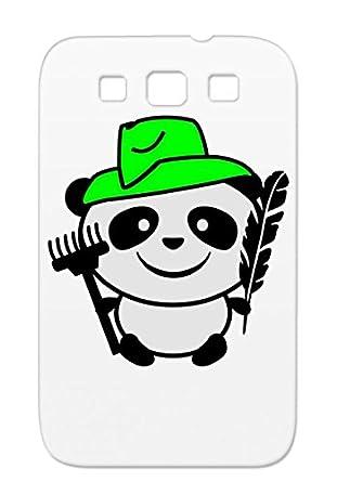 Funny Panda Bear Laugh Baby Cartoon Sweet Comic Comic Farmer 3