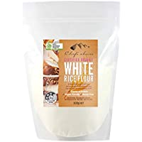 Chef's Choice Organic White Rice Flour 500 g