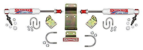(Skyjacker 7203 Steering Stabilizer Dual Kit)