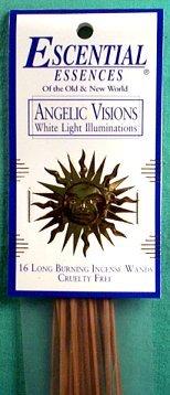 誠実 Angelic Visions Visions Incense Escential Essences Incense Sticks Sticks B001378NG2, 北都留郡:a1cac620 --- egreensolutions.ca