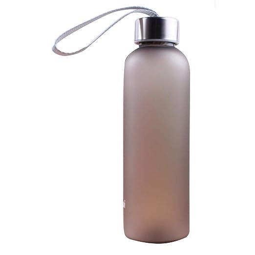 Weimay. Botella de Agua Deportiva Reutilizable, antigoteo ...