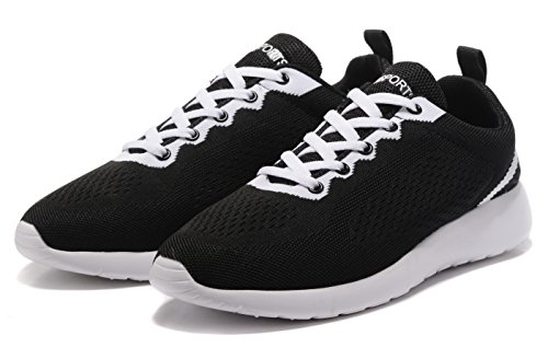 Pictures of HSX SPORTS Men Women Knit Breathable Casual 5