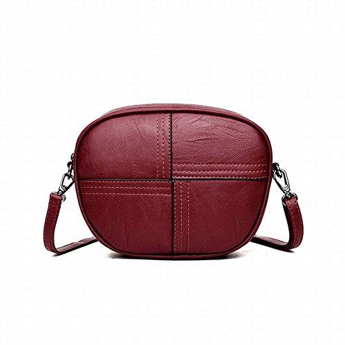Schulter Messenger Tasche Handtasche Einfache Wilde Stickerei Nähen ...