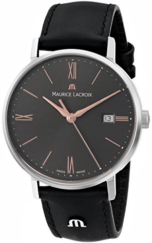 maurice-lacroix-womens-el1084-ss001-811-eliros-analog-display-analog-quartz-black-watch