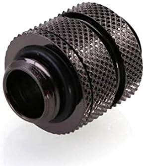 2 Pack Bykski G1//4 SLI//CF Expansion Joint 16mm-22mm Grey