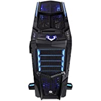 ADAMANT FULL TOWER Liquid Cooled Media Workstation Desktop PC i9 7900X Asus X299 Deluxe 128Gb DDR4 10TB HDD 1TB SSD 1000W Toughpower PSU SLI GTX 1080 Ti 11Gb |3Year Warranty & Lifetime Tech Support|