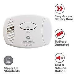 First Alert Carbon Monoxide Detector| No...