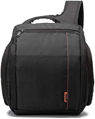 Trihedral Outdoor Camera Bag Shoulder Diagonal SLR Camera Bag Digital Camera Camera Bag