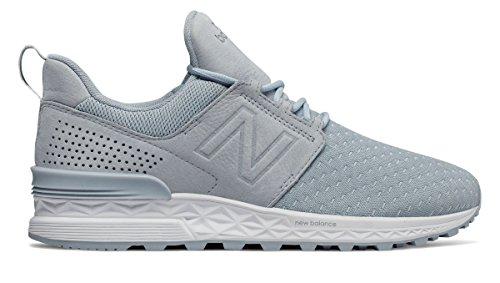(ニューバランス) New Balance 靴?シューズ レディースライフスタイル 574 Sport Decon Light Porcelain Blue ライト ブルー US 8 (25cm)