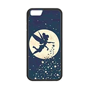 """Fayruz - iPhone 6 Rubber Cases, Tinker Bell Hard Phone Cover for iPhone 6 4.7"""" F-i5G171"""
